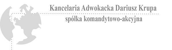 Kancelaria Adwokacka Dariusz Krupa s.k.a.